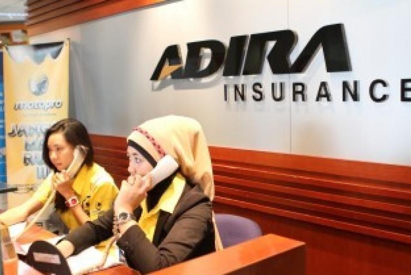 Adira Insurance.