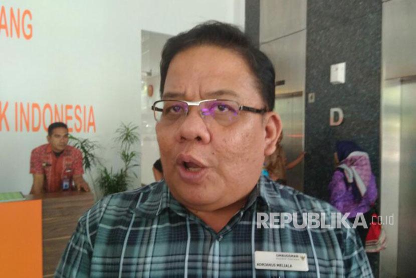 Adrianus Meliala, Anggota Komisaris Ombudsman telah menerima laporan warga Manggarai dan berjanji akan segera mengambil langkah untuk menghentikan terlebih dahulu penggusuran pada 9 April nanti, Jum'at (7/4).