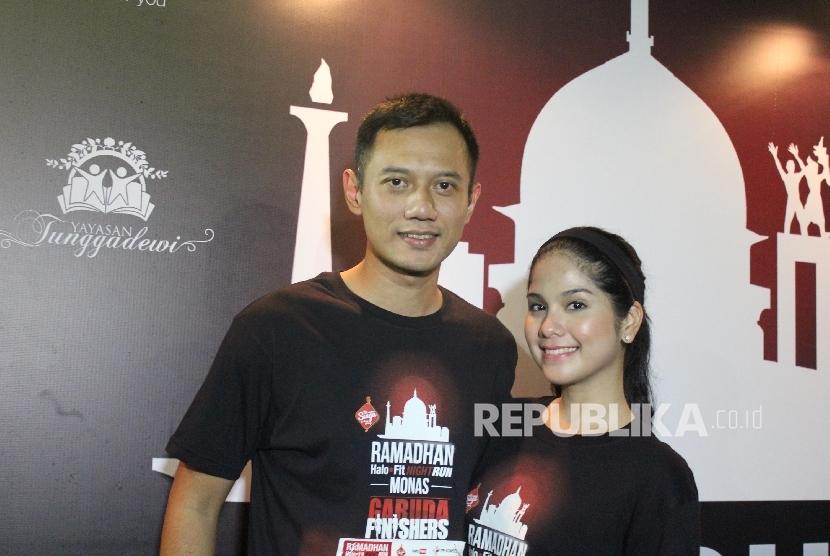 Anissa Pohan Ajak Masyarakat Lestarikan Batik Betawi