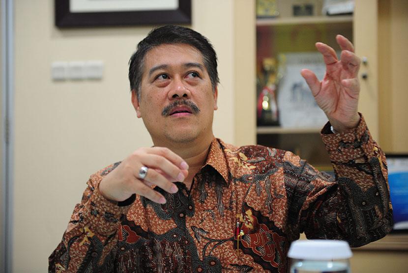 Agus Santoso, wakil Ketua PPATK