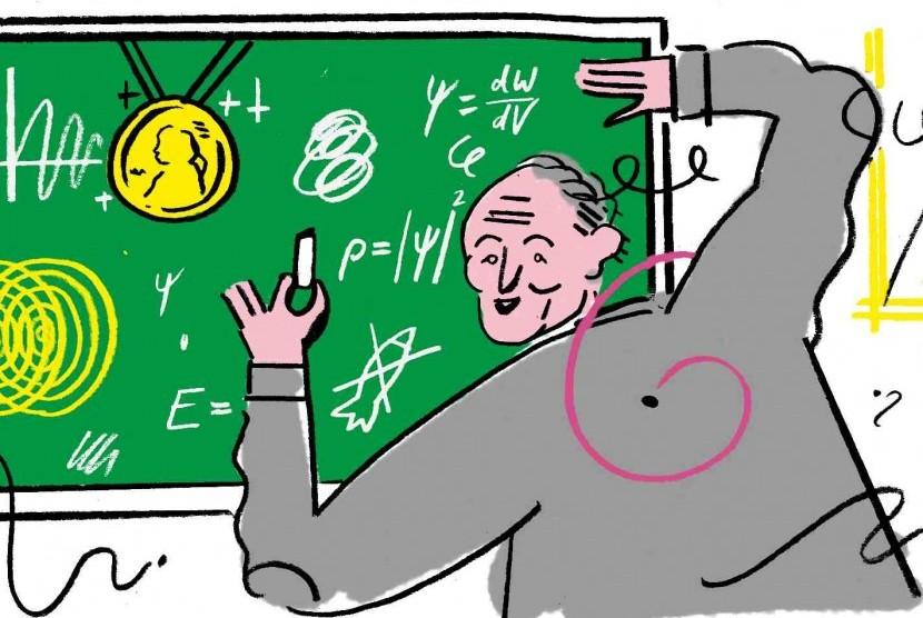 Google Doodle Rayakan Ultah Fisikawan Max Born