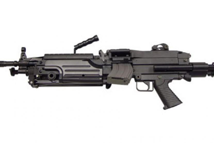Air Soft Gun (ilustrasi0