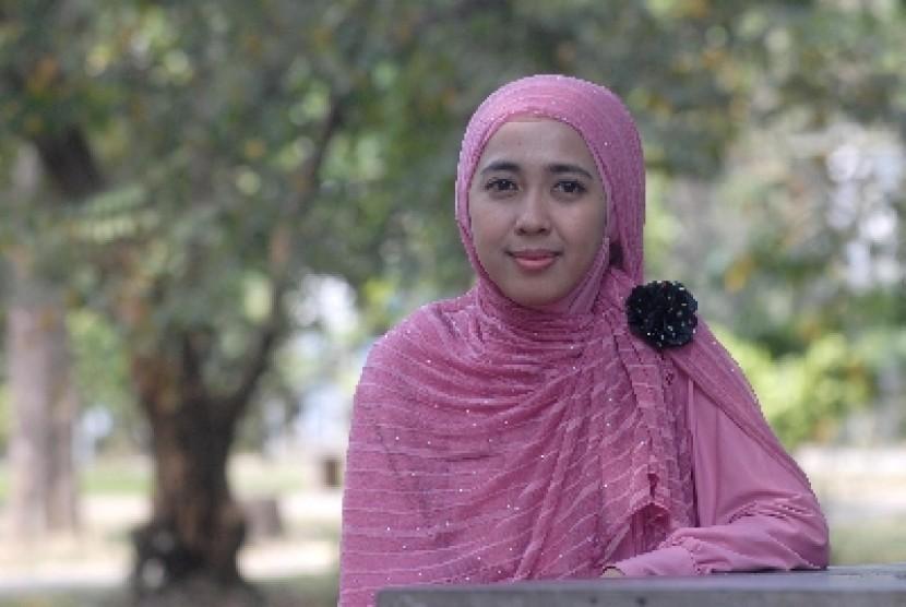 Aisha Maharani, Founder of Halal Corner.