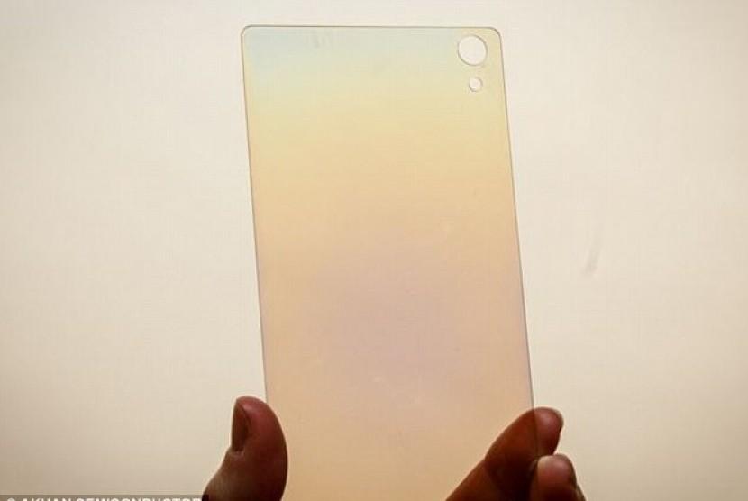 Akhan Semiconductor akan buat layar ponsel dari berlian. Ilustrasi