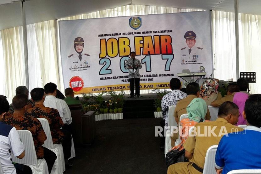 Job Fair Indramayu 2017 Sediakan 5.022 Lowongan Kerja