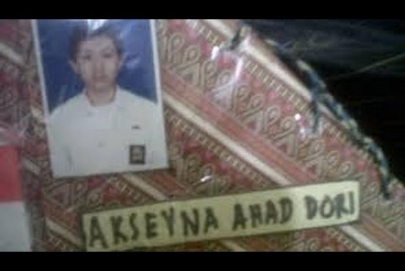 Aneh, Twitter Akseyna, Korban Pembunuhan, Aktif Lagi