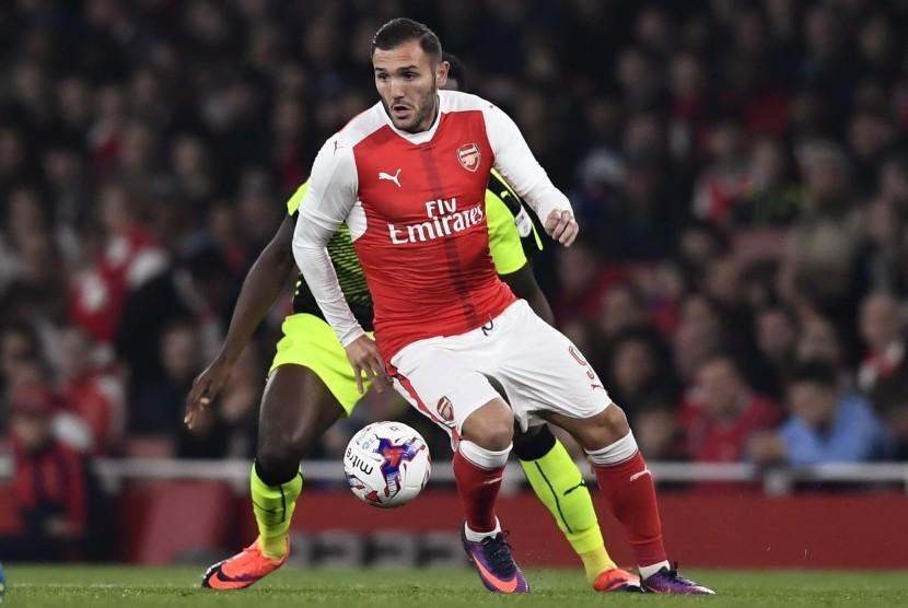 Striker Arsenal Harus Istirahat Enam Pekan