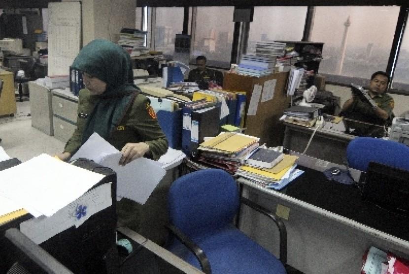 Aktivitas PNS DKI Jakarta
