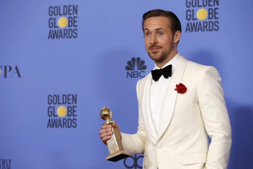 Ryan Gosling Mulai Pengambilan Gambar Film Neil Armstrong