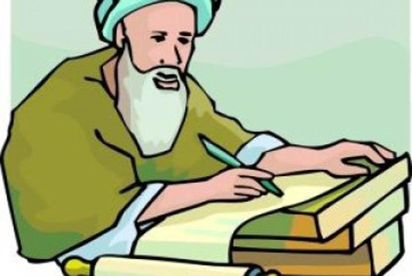 Al-Ghazali (ilustrasi).