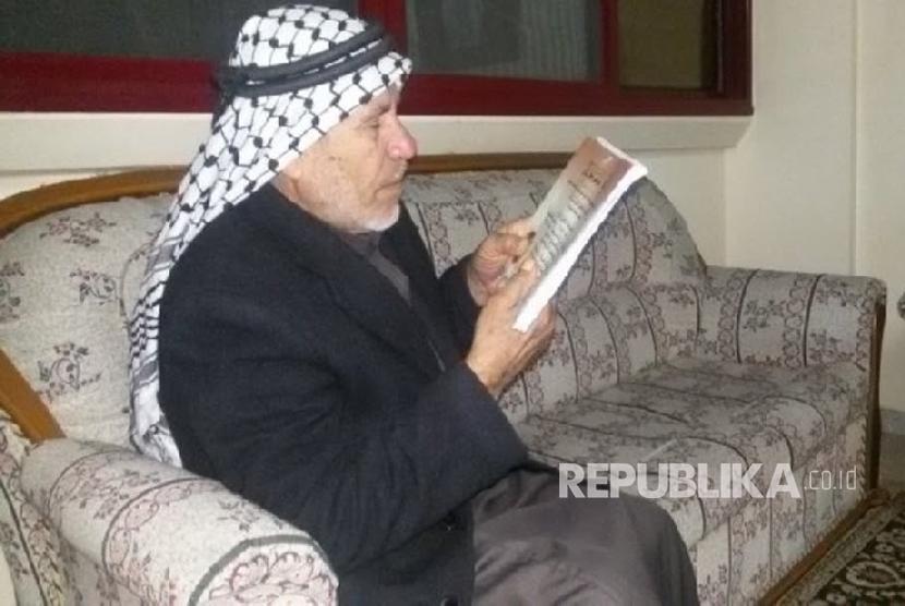 Al-Haj Namr, saksi hidup kekejaman Israel