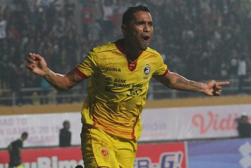Sriwijaya FC Berharap Naturalisasi Beto dan Esteban Rampung