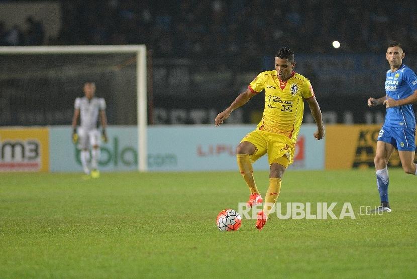 Beto Inginkan Naturalisasi Demi Bantu Sriwijaya FC