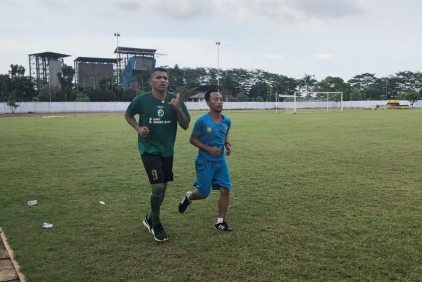 Beto Sudah Bergabung Bersama Sriwijaya FC