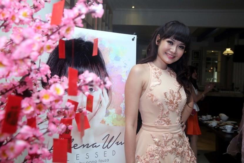 Alena Wu meluncurkan album terbarunya dalam format digital
