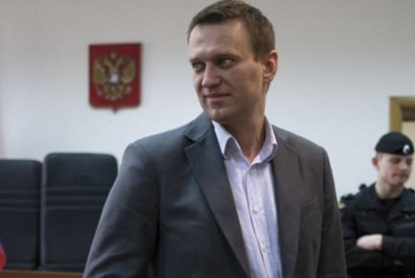 Pemimpin Oposisi Rusia Ajak Pendukung Boikot Pemilu