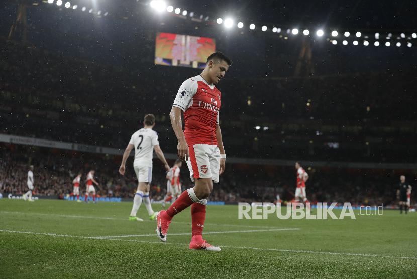 Mourinho: Sangat Baik Jika Sanchez Gabung MU