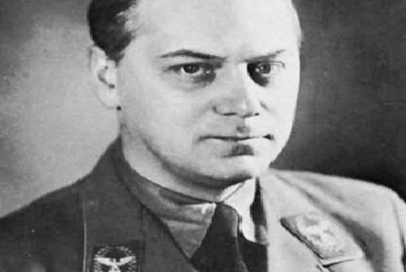 Alfred Rosenberg.