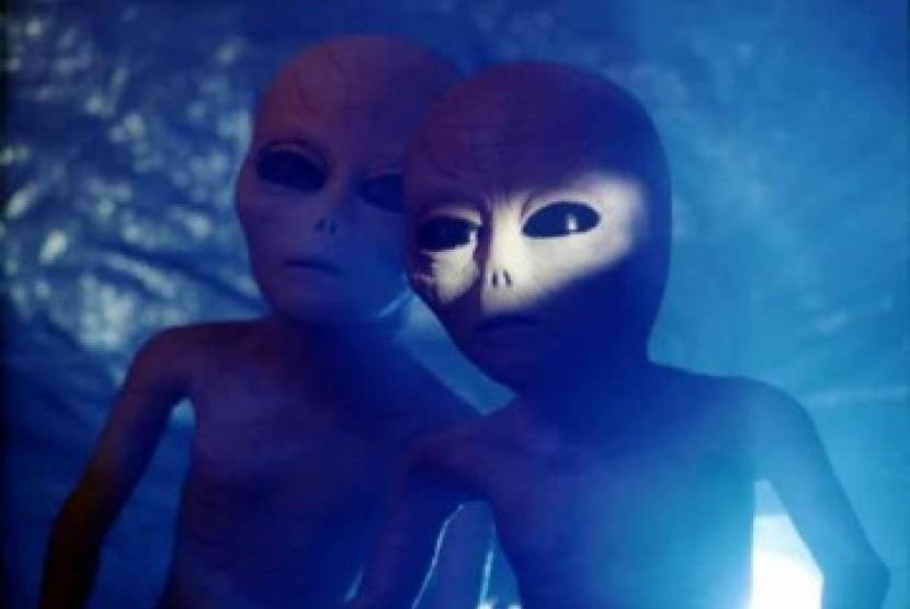 Aliens/ilustrasi