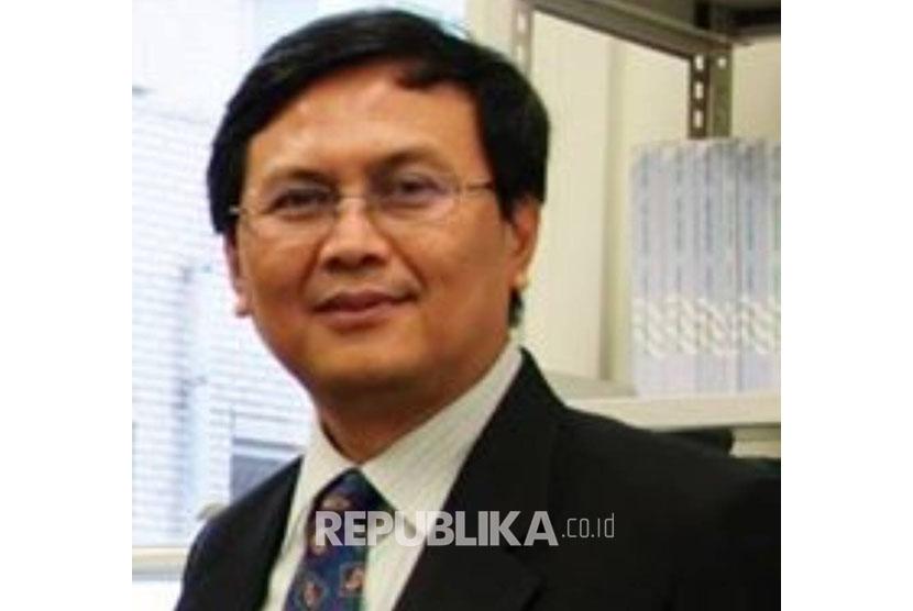Almarhum Robiyanto Hendro Susanto