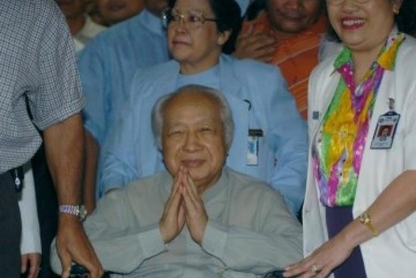 Almarhum Soeharto