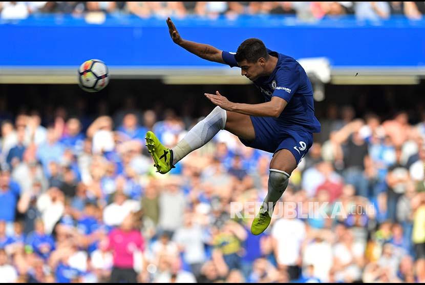 Morata Ungkap Alasan Tinggalkan Real Madrid Menuju Chelsea