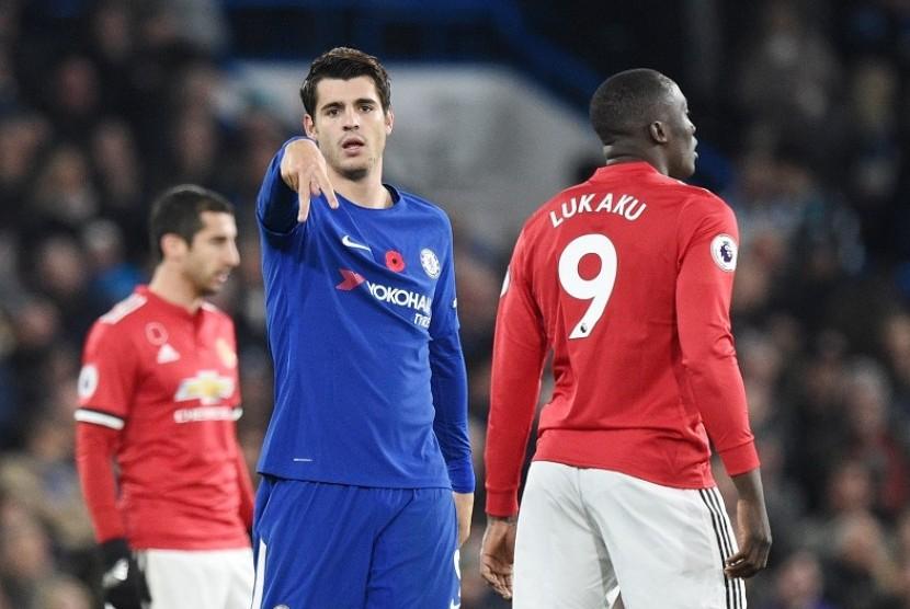 Chelsea Hadapi Huddersfield tanpa Morata