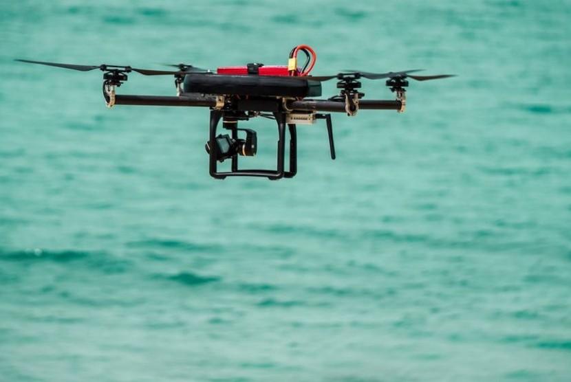 Amazon Kembangkan Drone Pengisi Bahan Bakar Listrik