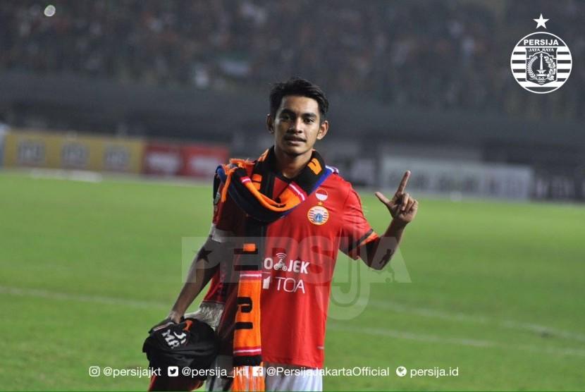 Sulit Bersaing di Persija, Ambrizal Gabung Borneo FC