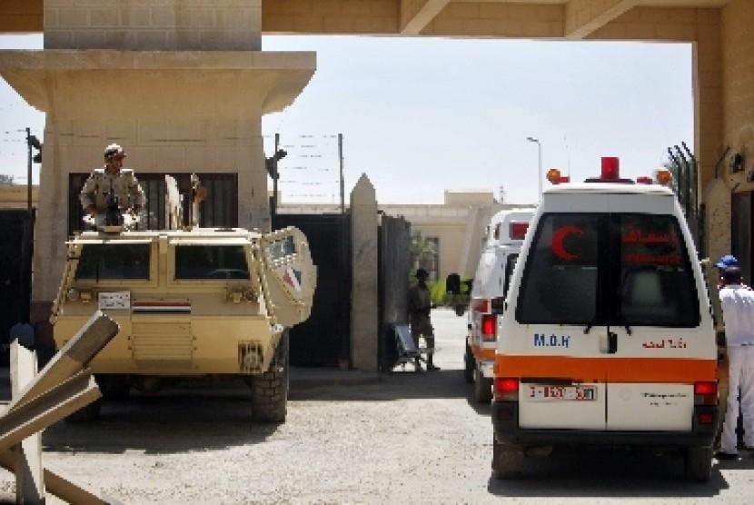 Faktor Keamanan Sulitkan Palestina Kontrol Perbatasan Gaza