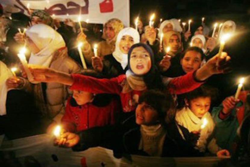 Qatar Subsidi 12 Juta Dolar AS Selesaikan Krisis Listrik Palestina