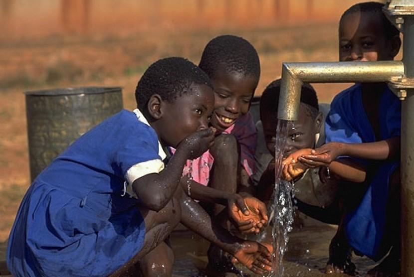Anak-anak Zambia