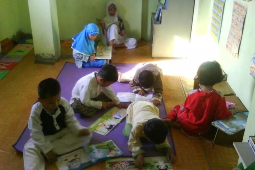 Literasi Anak di Indonesia Dinilai Masih Buruk
