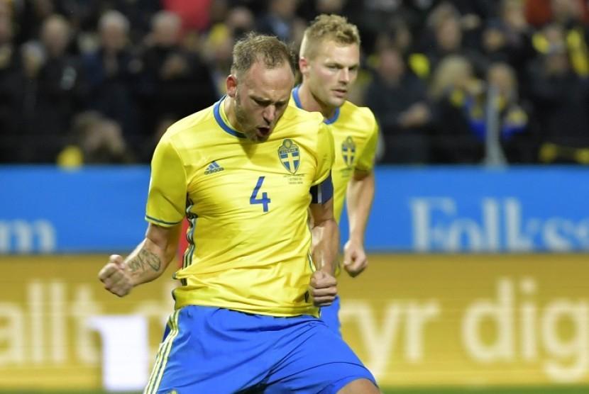 Akhiri Dominasi Ibrahimovic, Ini Pemain Terbaik Swedia 2017