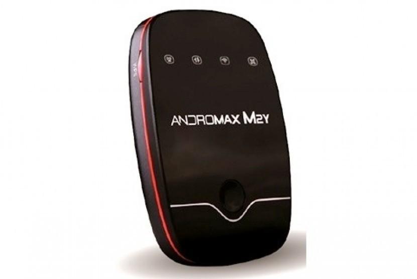 Mifi Andromax M2Y Bisa Dikoneksikan Ke 32 Perangkat