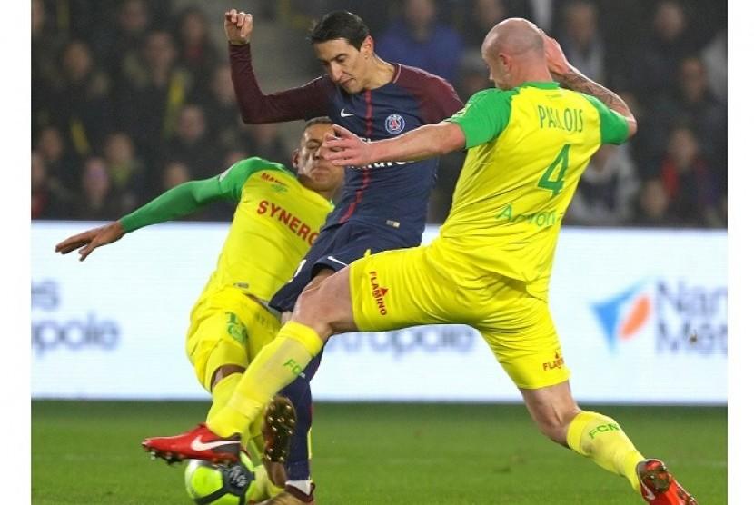 PSG Perbesar Keunggulan di Puncak Klasemen Ligue 1