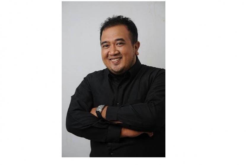 Angga Indrawan, wartawan Republika