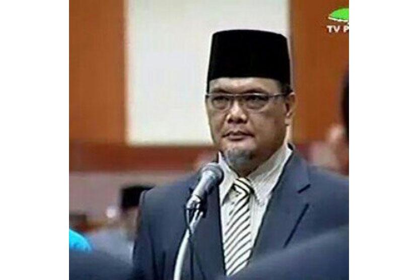 Anggota DPR RI  Ahmad Junaidi Auly