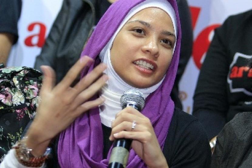 Anggota DPR RI Rachel Maryam