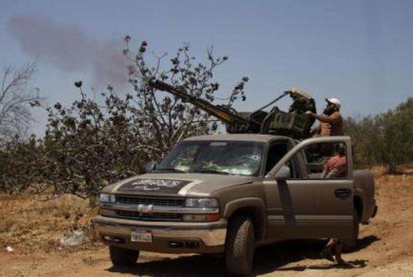 Militer Suriah Kuasai Lagi Sejumlah Kota Kecil di Pinggiran  Idlib