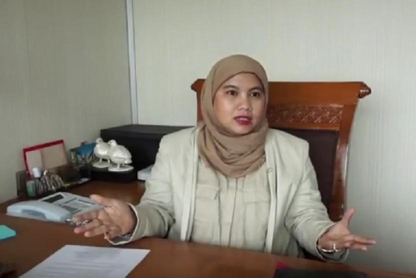 Anggota Komisi 8 DPR RI, Diah Pitaloka.