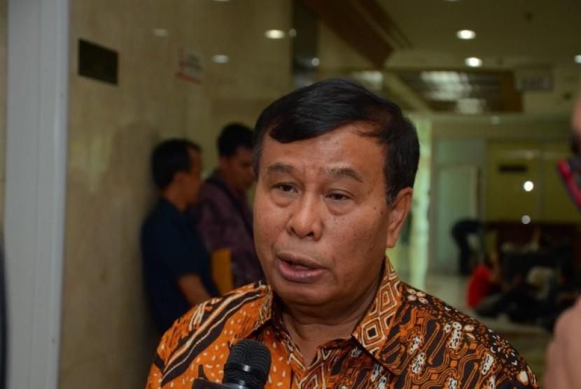 Anggota Komisi I Dewan Perwakilan Rakyat Republik Indonesia (DPR RI) Nurdin Tampubolon.
