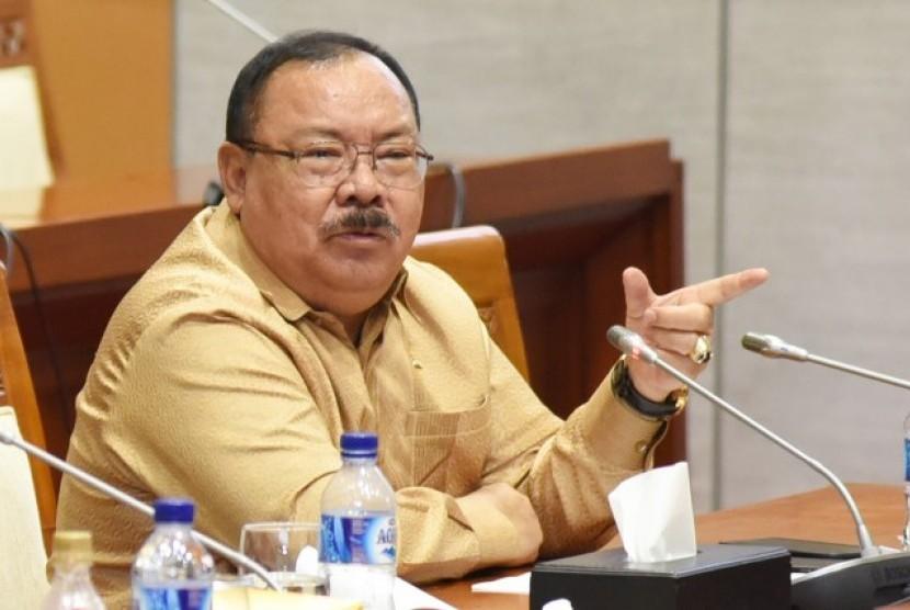 Anggota Komisi I DPR RI Supiadin Aries Saputra.