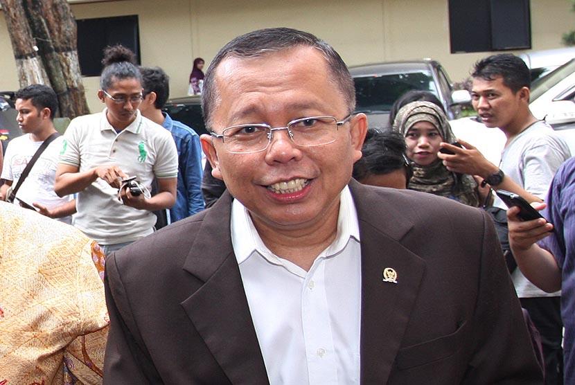 Anggota Komisi III DPR dari fraksi PPP, Asrul Sani.
