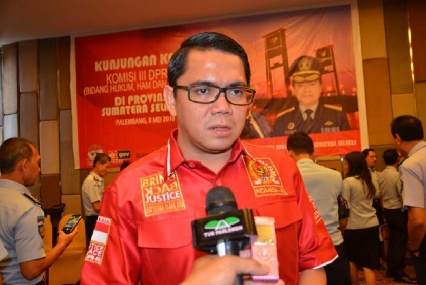 Anggota Komisi III DPR RI Arteria Dahlan.