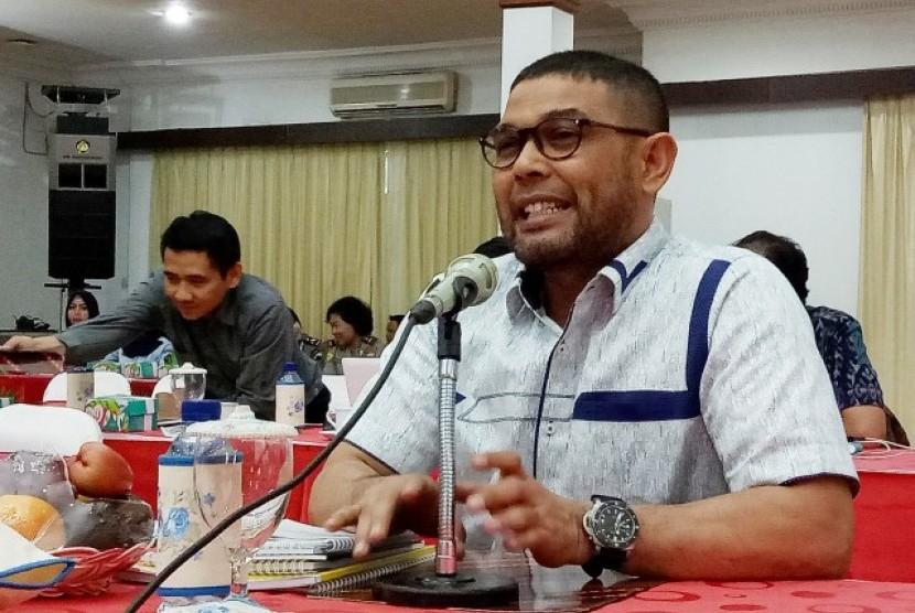 Anggota Komisi III DPR RI Nasir Djamil.