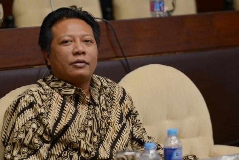 Anggota Komisi V DPR RI Nizar Zahro