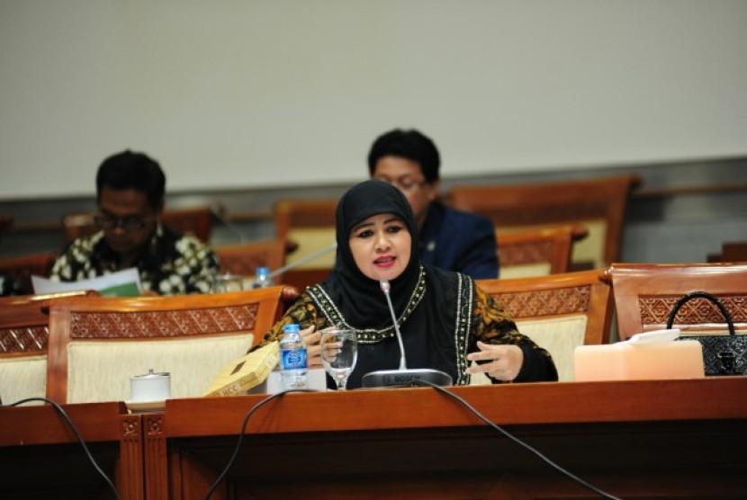 Anggota Komisi VIII DPR RI Endang Maria Astuti.