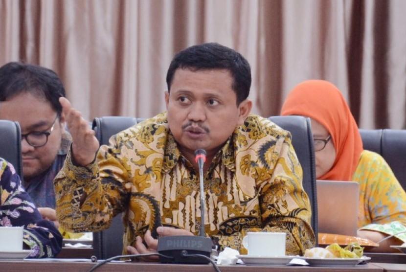Anggota Komisi X DPR RI Doni Ahmad Munir.