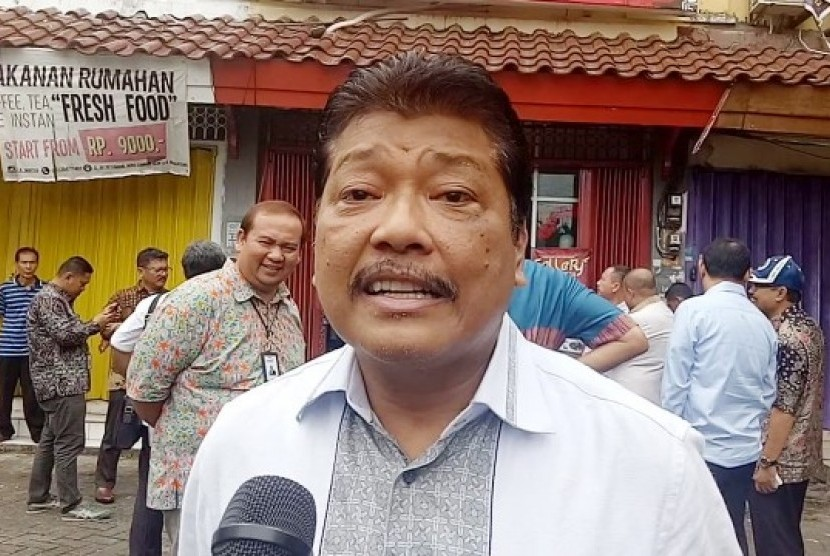 Anggota Komisi XI DPR RI Andreas Eddy Susetyo